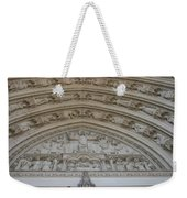 Cathedral 3 Weekender Tote Bag