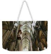 Cathedral Weekender Tote Bag