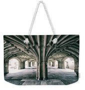 Cathedral Arches Weekender Tote Bag