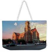Cathedral At Dawn Weekender Tote Bag