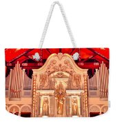 Cathedral Basilica Of St. Augustine Weekender Tote Bag