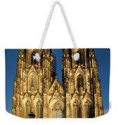 Cathedral In Cologne  Weekender Tote Bag