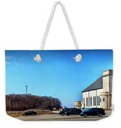 Cathedral In The Country Weekender Tote Bag