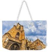 Cathedral Of Colmar, Alsace,france Weekender Tote Bag