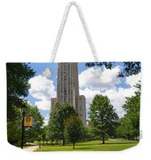 Cathedral Of Learning University Of Pittsburgh Weekender Tote Bag