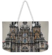 Cathedral Of Santiago De Compostela Weekender Tote Bag by Jasna Buncic