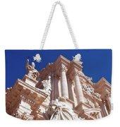 Cathedral Of Siracusa Weekender Tote Bag