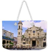 Cathedral Of The Virgin Mary Of The Immaculate Conception Weekender Tote Bag