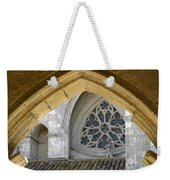 Cathedral On The Saint James Path  Weekender Tote Bag