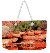 Cathedral Reflections 2 Weekender Tote Bag