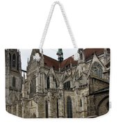 Cathedral Regensburg Weekender Tote Bag