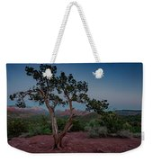 Cathedral Rock Overview Weekender Tote Bag by Gary Lengyel