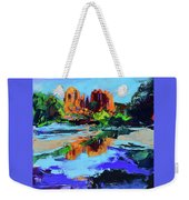 Cathedral Rock - Sedona Weekender Tote Bag