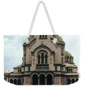 Cathedral Saint Alexandar Nevski Weekender Tote Bag