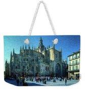 Cathedral, Spain Weekender Tote Bag