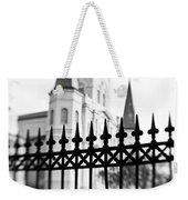 Catheral Basilica - Bw Weekender Tote Bag