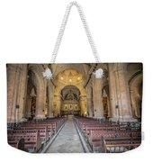 Catholic Church Weekender Tote Bag