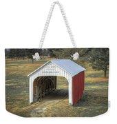 Catlin Covered Bridge  Weekender Tote Bag