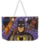 Catman Weekender Tote Bag