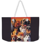 Cats And Dogs  Weekender Tote Bag