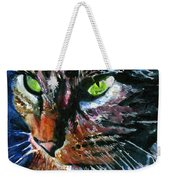 Cats Eyes 11 Weekender Tote Bag