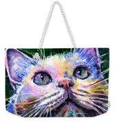 Cats Eyes 2 Weekender Tote Bag