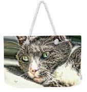 Cats Eyes Weekender Tote Bag