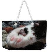 Cats Paw Weekender Tote Bag