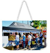 Catskill Mountain Catering Weekender Tote Bag