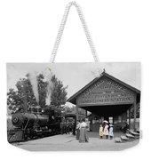 Catskill Railroad Weekender Tote Bag