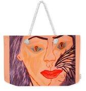 Catt Women Weekender Tote Bag