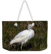 Cattle Egret  Weekender Tote Bag