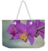 Cattleya Orchid  Weekender Tote Bag