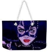 Catwoman Michelle Pfeiffer Burton Weekender Tote Bag
