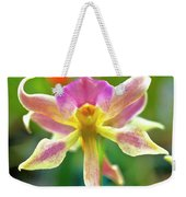 Caucaea Rhodosticta Orchid Weekender Tote Bag