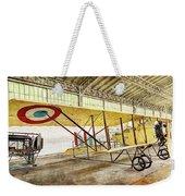 Caudron G3 - Vintage Weekender Tote Bag