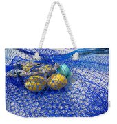 Caught Weekender Tote Bag