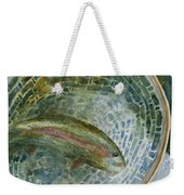 Caught For A Moment Weekender Tote Bag