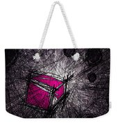 Caught In A Web Weekender Tote Bag