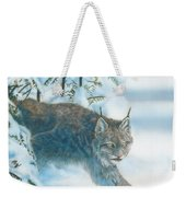 Caught In The Open Weekender Tote Bag