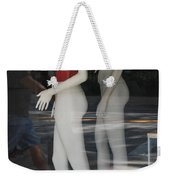 Caught Ya Looking Weekender Tote Bag