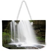 Cauldron Falls, West Burton, North Yorkshire Weekender Tote Bag