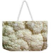 Cauliflower Head Weekender Tote Bag