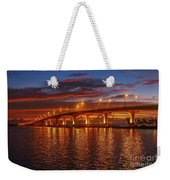Causeway Sunrise Weekender Tote Bag