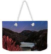 Raining Stars Weekender Tote Bag