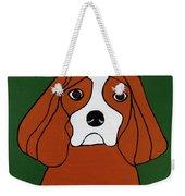 Cavalier King Charles Weekender Tote Bag