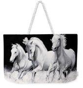 Cavalli Verticali Weekender Tote Bag