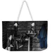 Cavalry Bunkhouse Weekender Tote Bag