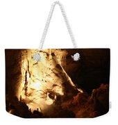 Cave 12 Weekender Tote Bag