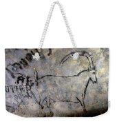 Cave Art: Ibex Weekender Tote Bag
